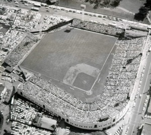 Seals Stadium, the Giants' home their first two years in the city. They should have stayed there.