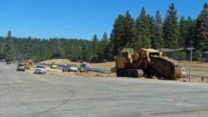 Dorsey interchange: Pushing more than dirt?