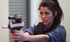 Maria  Conchita Alonso Armed and dangerous?