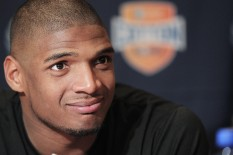 Gay player Michael Sam Ready for media onslaught?