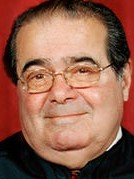 Antonin Scalia Violating the canons?